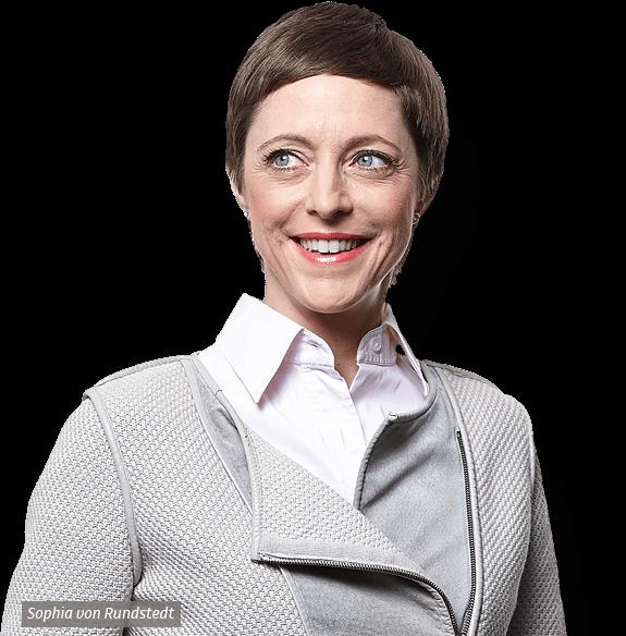 Porträt Sophia von Rundstedt